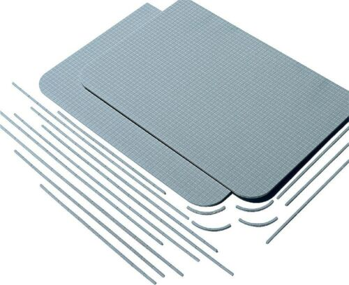 Gehwegplatten Set 160x113mm Faller 180537 H0 219,86€//m² 3420mm Randsteine 2x