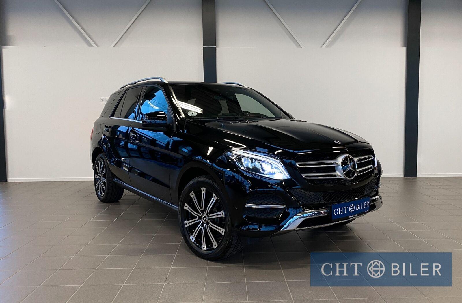Mercedes GLE350 d 3,0 aut. 4-M 5d