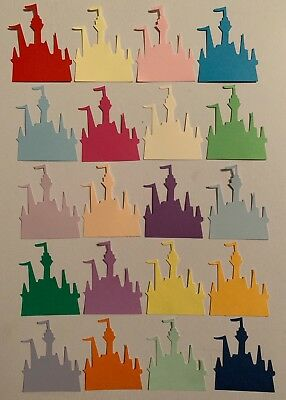 Main Poinçonné Danse Ballerine Papier Kraft Die Cut Cardmaking Scrapbook
