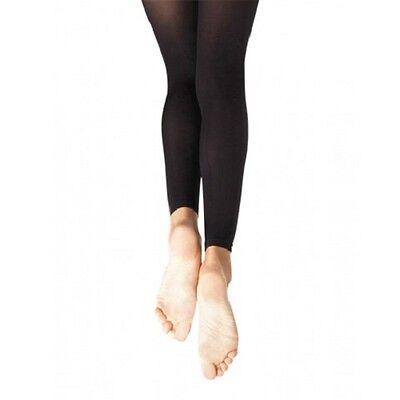 Baryshnikov 8009 Ballet Pink Women/'s B Elasta Footless Tights Medium