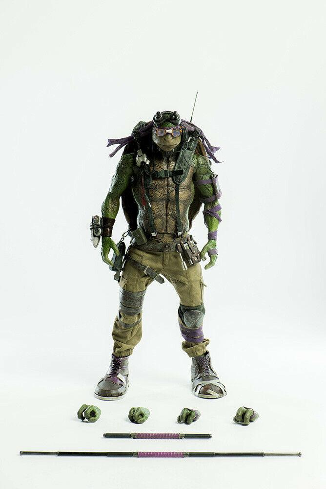 Teenage Mutant Ninja Turtles de las sombras Donatello THREEZERO 1 6 figura