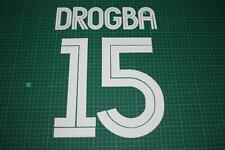 Chelsea 04/06 #15 DROGBA UEFA Chaimpons League / Carling Cup HomeKit Printing