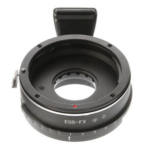 T2-FX Objektivadapter T2 Objektiv an Fuji FX Kamera Adapter X Mount