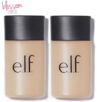 Skin Care E.l.f Elf Acne Fighting Foundation Oily Blemish Prone Skin Salicylic Acid 0.5% Face