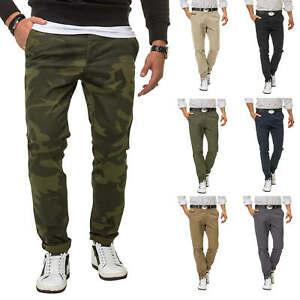 NEU-Jack-amp-Jones-Herren-Chinohose-Chino-Herrenhose-Regular-Jeans-Business-Casual