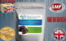 60 semi d'uva complessa PILLOLE A alla Z multivitamin energia in tutta la buona salute