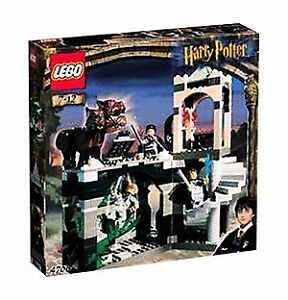 Lego Harry Potter Der Verbotene Gang 4706 Gunstig Kaufen Ebay