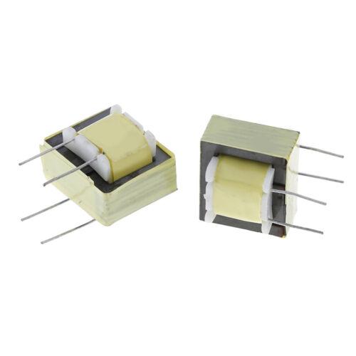 2 Pcs audio transformers 600:600 ohm europe 1:1 EI14 isolation transformer  BH