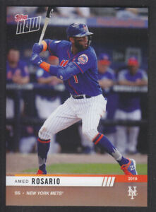 Topps-Now-Road-To-Opening-Day-2019-Amed-Rosario-New-York-Mets-PR-306
