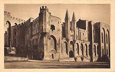 BF4759 tour d angle palais des papes avignon france
