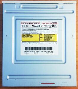 Toshiba-Samsung-Writemaster-SH-S162L-CD-DVD-burner-internal-IDE-with-Lightscribe