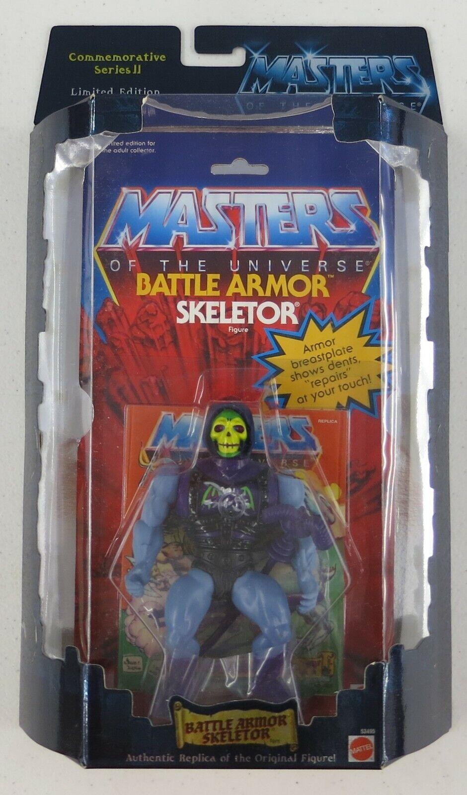 kämpfen Armor Skeletor - 2001 Masters of the Universe Commemorative serie 2