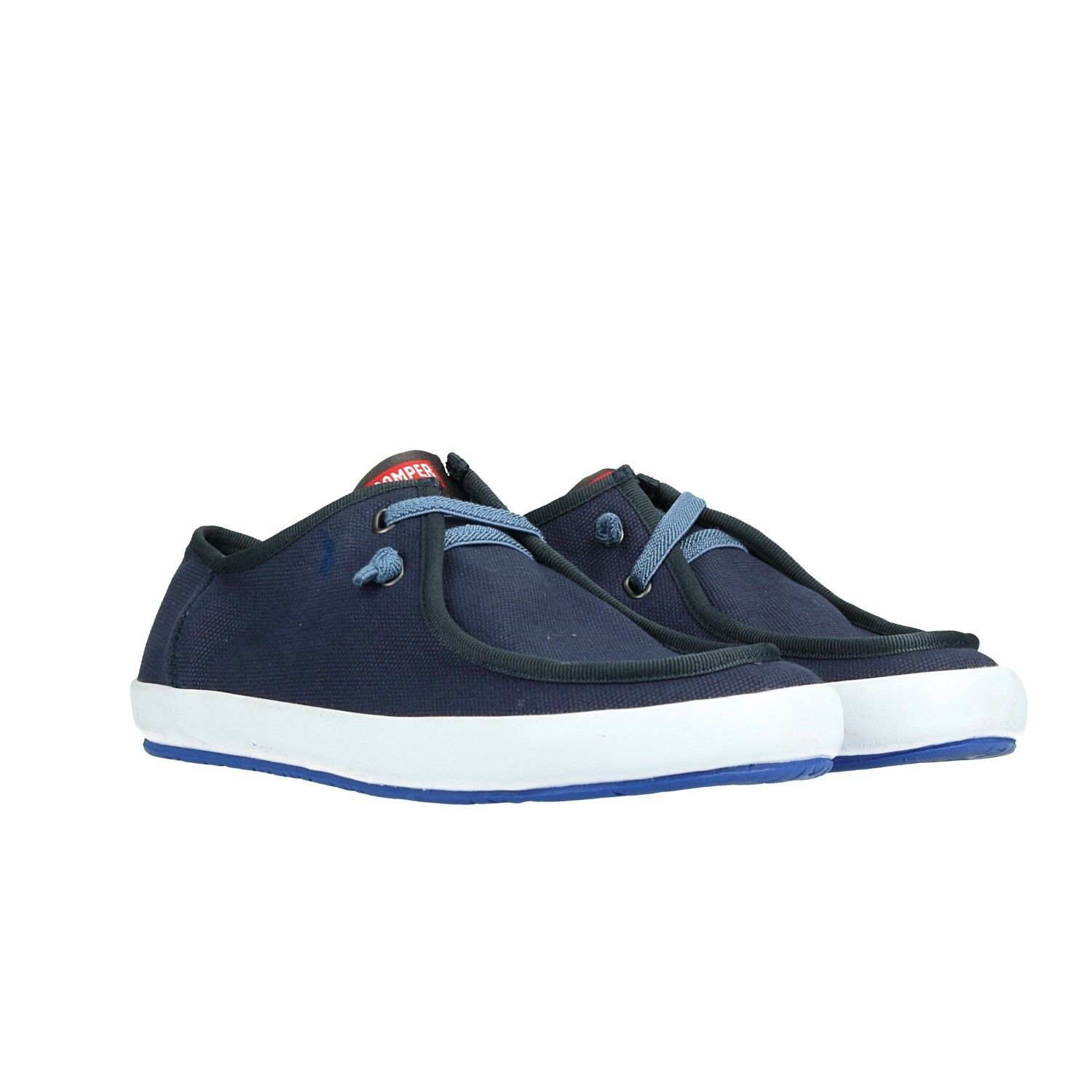 Camper Peu Rambla, Zapatilla para women. size 41. Poco Uso.Flexible.color blue