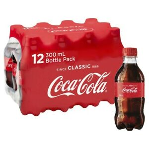 Coca-Cola Classic Coke Multipack 300mL 12 pack