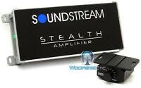 Soundstream St1.700d Motorcycle 700w Max Subwoofers Speakers Class D Amplifier