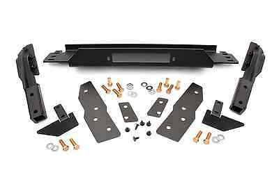 Jeep WJ Grand Cherokee Winch Mounting Plate, Winch Mount, 1064,  *SAME DAY SHIP*