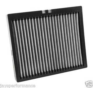 K-amp-N-WASHABLE-CABIN-POLLEN-AIR-FILTER-ELEMENT-VF2040