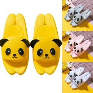 Parent-Child-Kids-Couples-Family-Cute-Cartoon-Shoes-House-Non-Slip-Pool-Slippers