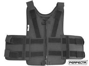 Combat Police Perfecta Vest Outdoor Security Protection Tactical Army w44qRP6