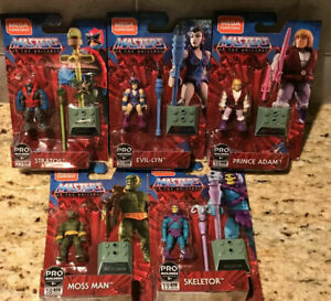 Masters-Of-The-Universe-Mega-Construx-Adam-Moss-Man-Evil-Lyn-Stratos-Skeletor