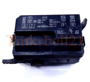 toyota corolla fuse box ebay 98 99 00 01 02 toyota corolla fuse box engine oem 82672 02050  98 99 00 01 02 toyota corolla fuse box
