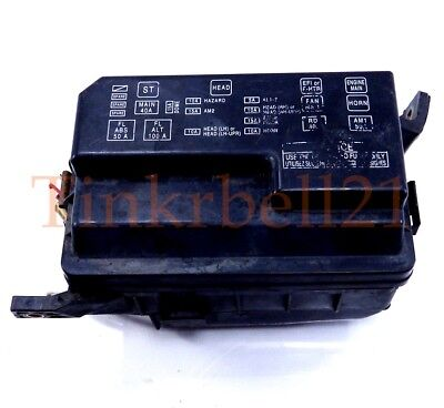 Fuse Box Engine - basic electrical wiring theory  Spectra Fuse Box on