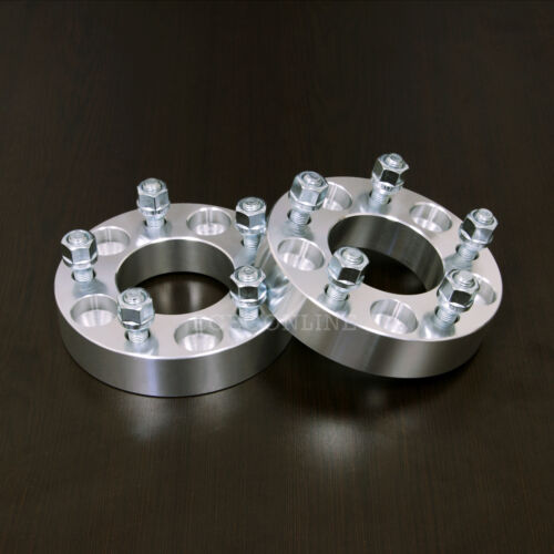 """2pc 1.25/"""" Wheel Spacers Adapters5x5 to 5x4.755x127 to 5x120.712x1.5"""