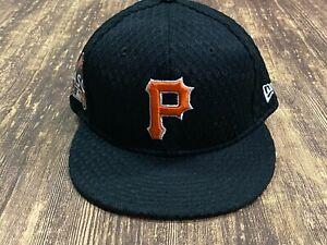 Pittsburgh Pirates Black 2017 All-Star Game Baseball Hat New Era Size - 7 1/4