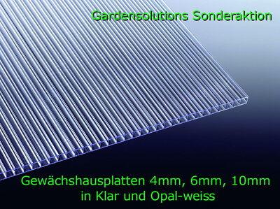 Hohlkammerplatten 10mm