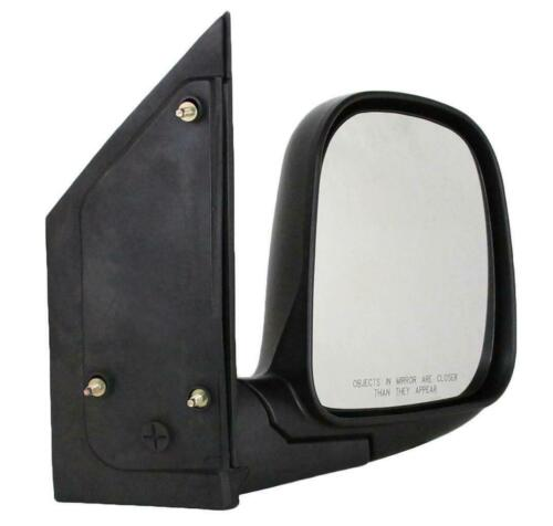 FIT FOR 1996 1997 1998 1999 2000 2001 2002 EXPRESS MIRROR MANUAL TEXTURED RIGHT