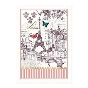 Image Is Loading Michel Design Works Cotton Kitchen Tea Towel Toujours