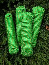 Nr.15 Grünes Ersatzseil 6 mm, 30m,Bootsseil,Seil,Leine,Reepschnur,Seil,Leine,Tau