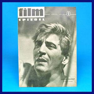 GDR-Filmspiegel-5-1964-by-the-06-03-Rolf-Herricht-Jurgen-Frohriep-Doris