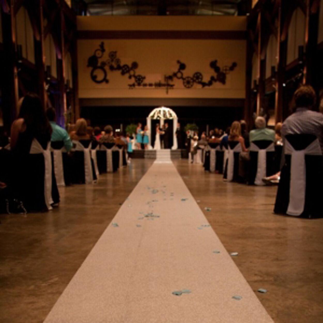 50ft Burlap Aisle Runner 60  Wide 100% Natural Jute Fabric Wedding Made in USA