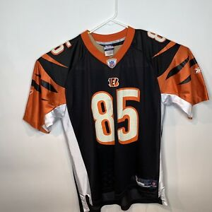 Hot Chad Johnson #85 Cincinnati Bengals NFL REEBOK Rookie Jersey Size L  supplier