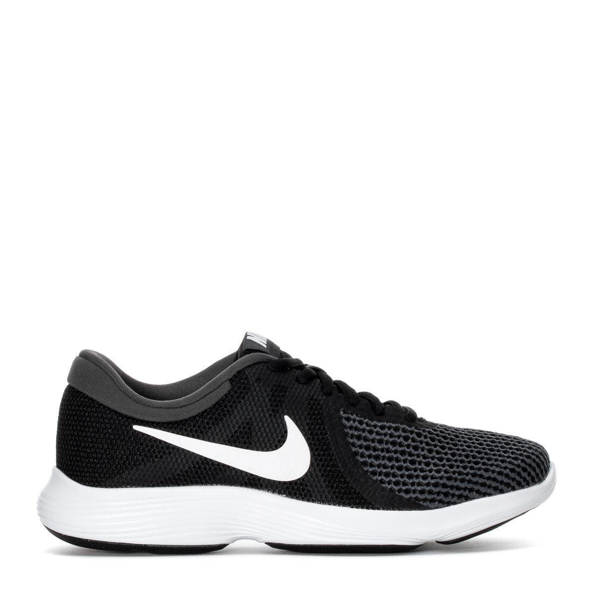 Men's Nike Revolution 4 Running shoes Black White-Anthracite 908988 001