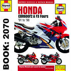 Honda CBR600F2 CBR600F3 Fours 1991-98 Haynes Workshop Manual