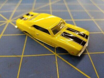 NU-RORA 1002 Daytona Yellow w// black stripes 1969 Z-28 Camaro HO T-Jet