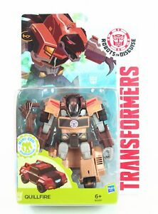 TRANSFORMERS-Robots-in-Disguise-QUILLFIRE-5-034-Decepticon-action-figure-toy-NEW