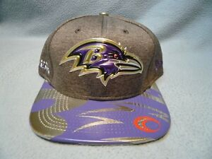 New-Era-9Fifty-Baltimore-Ravens-Spotlight-NFL-Draft-17-Snapback-NEW-hat-cap