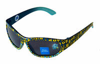 Monsters Inc. University Sully 100% Uv Shatter Resistant Wrap Sunglasses
