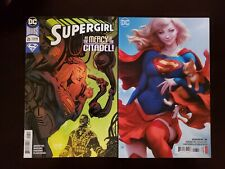 SUPERGIRL #26 Stanley Artgerm Lau Variant DC Comics