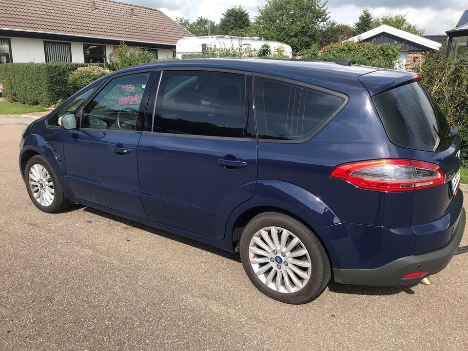 Ford S-MAX, 2,0 TDCi 163 Collection 7prs, Diesel