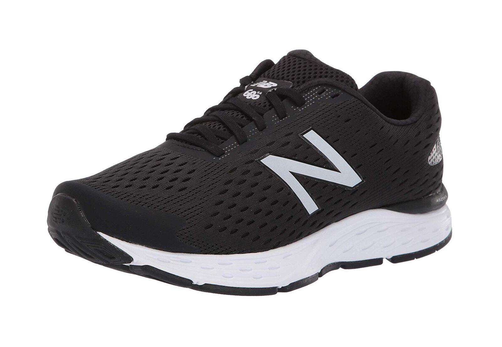 4ef019af Men's 680v6 Balance New Running White Black - M680LK6 shoes ...