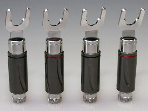 HIGHEND-Serie Cavo Scarpe 6-8mm Rodio (4 pezzi)