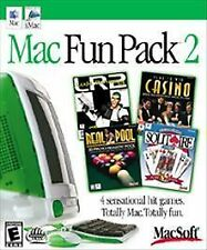 Mac Fun Pack 2, Good Video Games