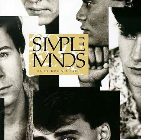 Once Upon a Time by Simple Minds (CD, Nov-1985, Pop-u.s.)