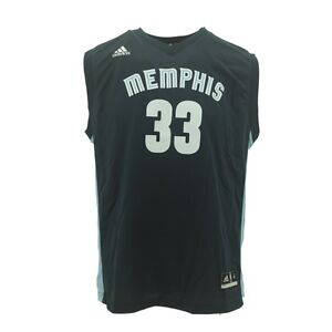 Image is loading Adidas-Memphis-Grizzlies-Kids-Youth-Size-Marc-Gasol- 4c1e99fb4