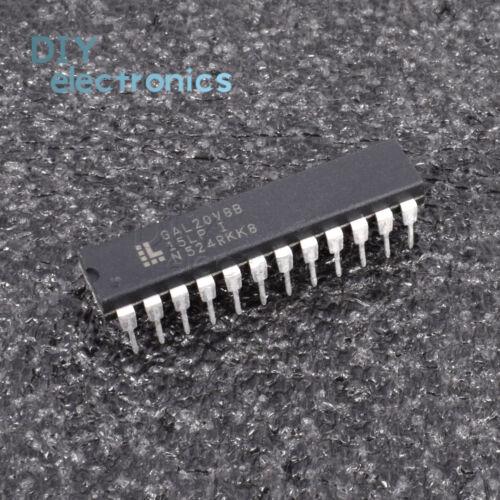 5PCS GAL20V8B-15LPI 24 Pines de alto rendimiento e 2 CMOS PLD lógica de arreglos de discos genéricos