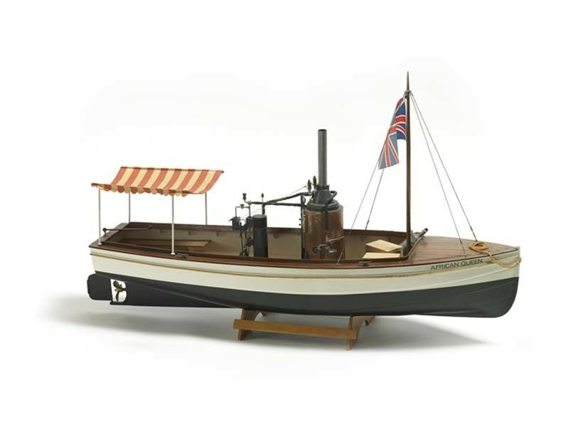 Billing Boats African Queen 1 12 RC-costruzione modulare-bb0588